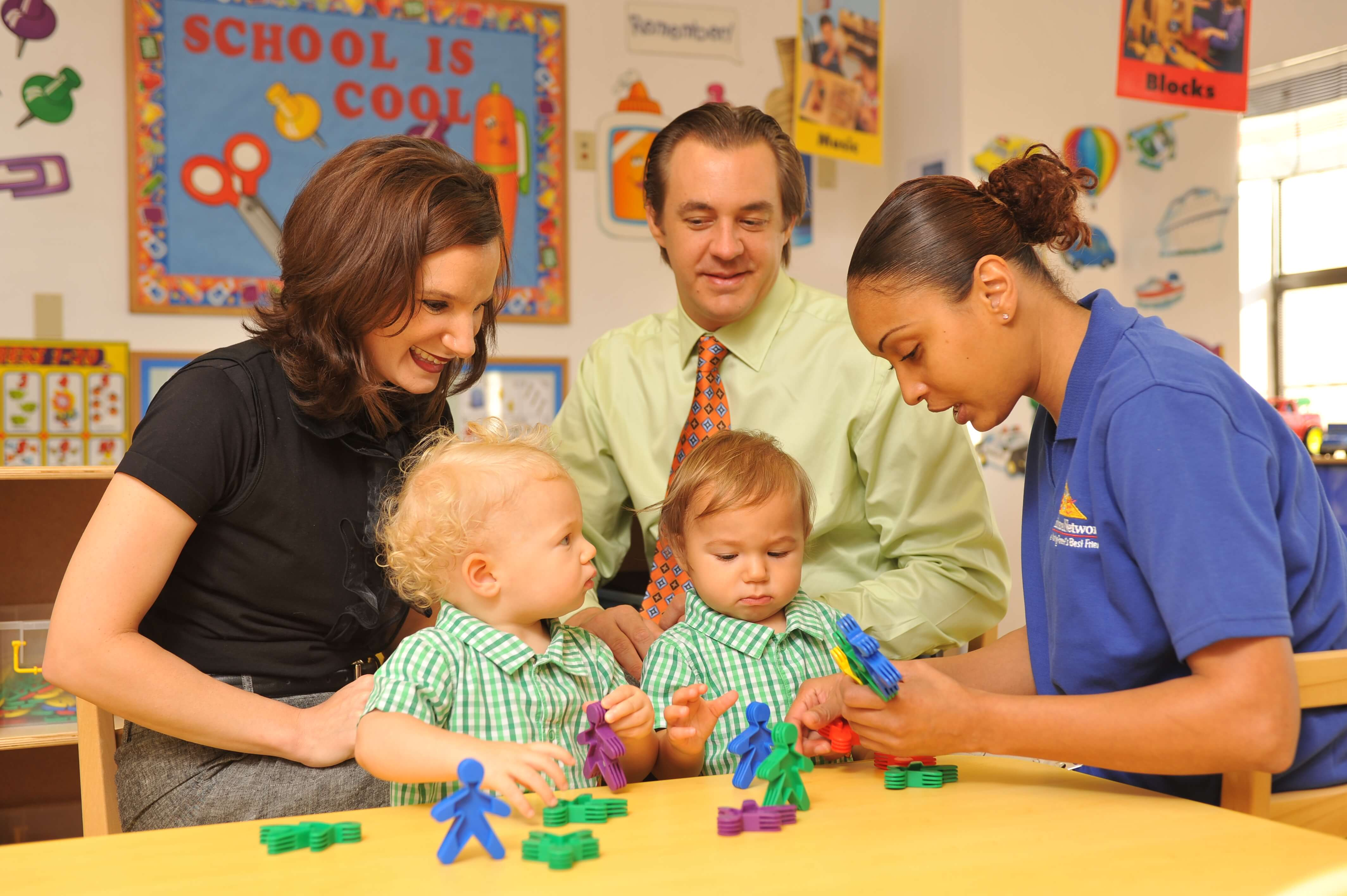 Box Hill Speech Pathology Clinic Speech Therapy Connections with Child