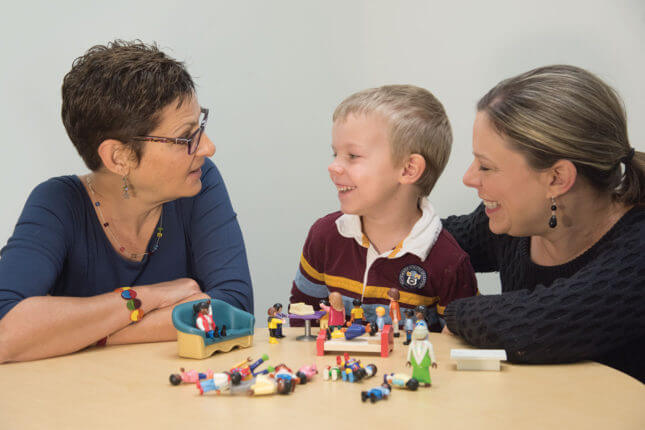 Box Hill Speech Pathology Clinic Speech Therapy Parent and Child Therapy