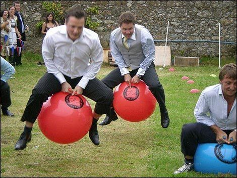 Box Hill Speech Pathology Clinic Voice Lifestyle Male Adults on Bouncy Balls