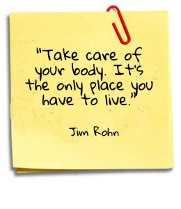Box Hill Speech Pathology Clinic Voice Lifestyle Take Care of Your Body Note