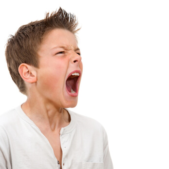Box Hill Speech Pathology Clinic Voicing Treating Dysphonia Boy Shouting